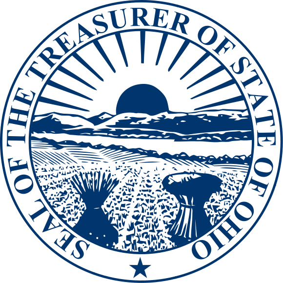Treasurer of Ohio Investor Relations logo